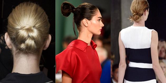2015 Yaz Sezonunun trend saç modelleri - Topuz Modeller