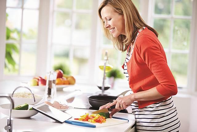 7- Kilo vermek için yemekleri evinizde pişirin