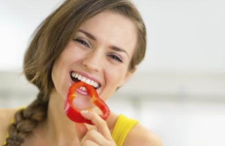 9 - Zayıflamak için sebze tüketin