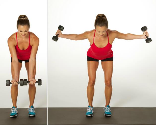 Göğüs Dikleştirme Hareketleri-5-Bent-Over-Reverse-Fly