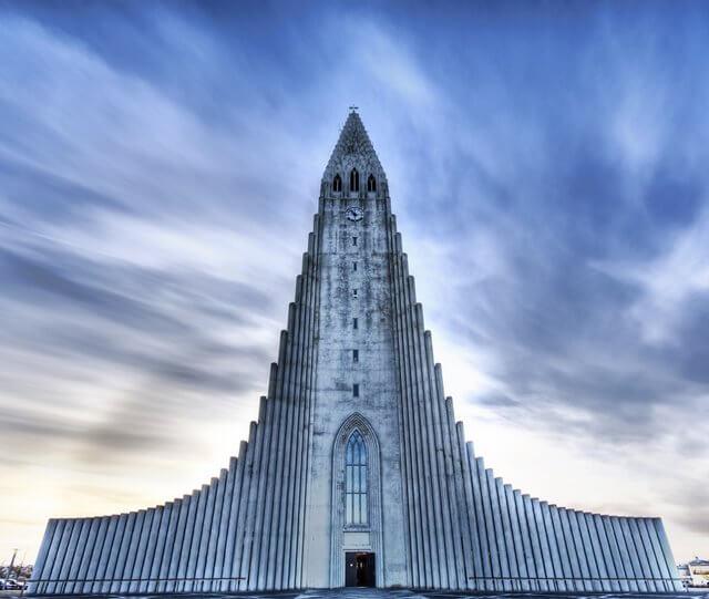 Hallgrimskirkja-Kilisesi