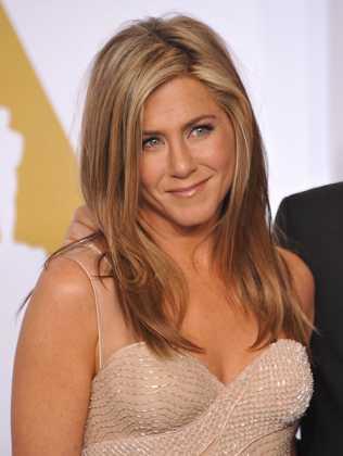 Bronde Saç Rengi Jennifer Aniston