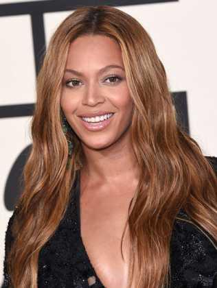 Bronde Saç Rengi Beyonce