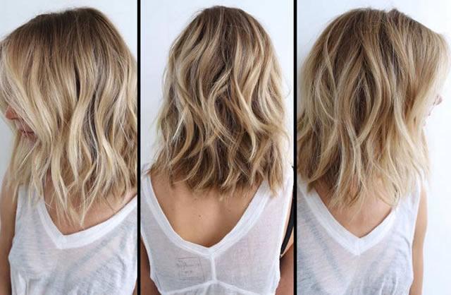 2015'in Saç Modası Bronde Saç Rengi Nedir