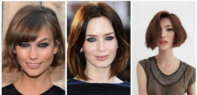 2015-2016 Küt Saç Modelleri