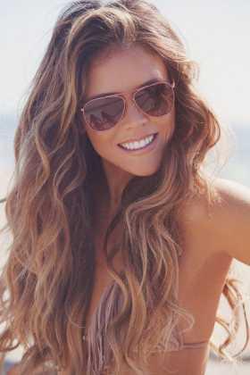 2015 Saç Trendi Bronde Saç Rengi