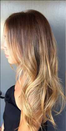 2015 Saç Modası Bronde Saç Rengi