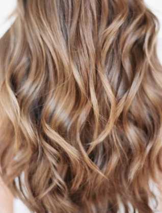 2015 Bronde Saç Rengi