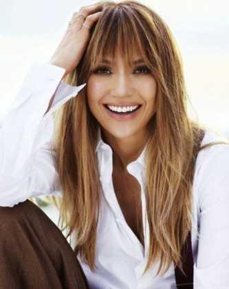 Bronde Saç Rengi Jennifer Lopez