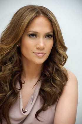 Jennifer Lopez Küllü Karamel Saç Rengi