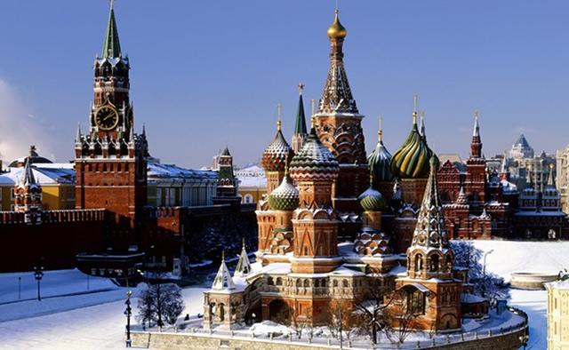 Vizesiz Ülkeler - Vizesiz Rusya