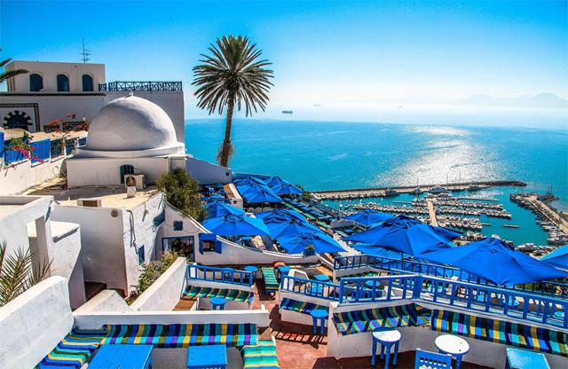 Vizesiz Ülkeler - Vizesiz Tunus