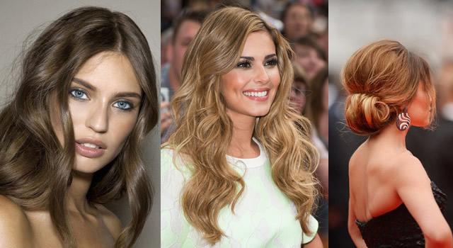 Fındık Kabuğu Saç Rengi ve Modelleri 2015