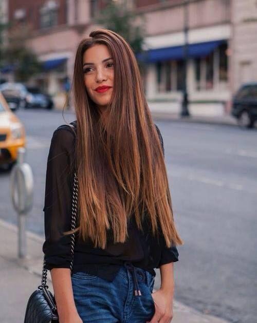 Orta Fındık kabuğu saç renkleri