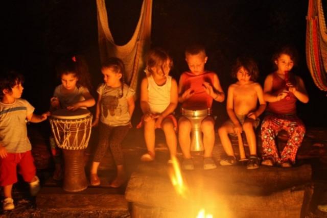 Kamp Ateşleri