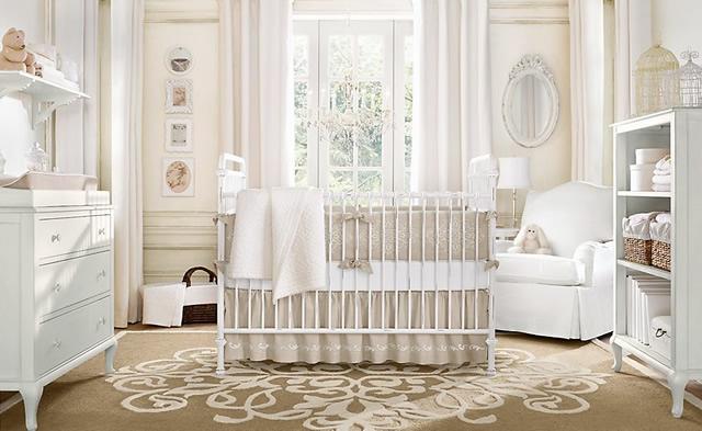 Organik Bebek Odası Dekorasyonu
