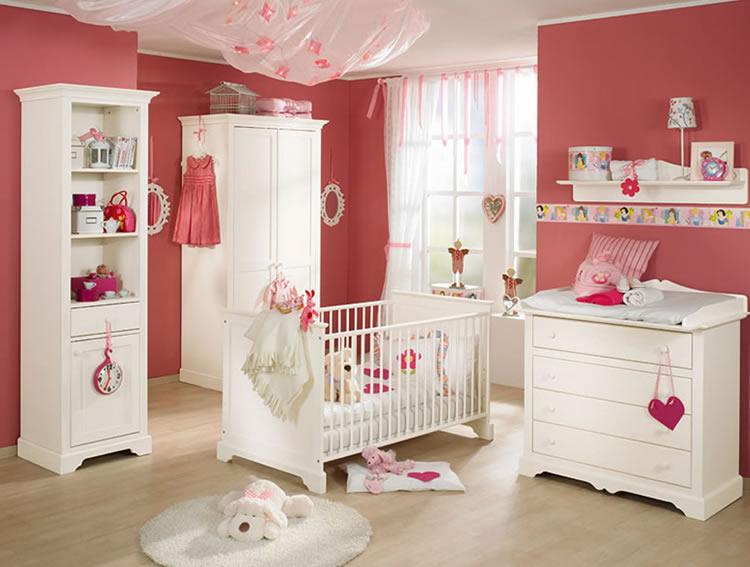Organik Bebek Odaları