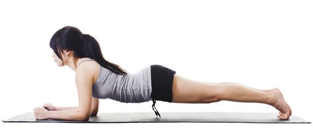plank-pozisyonu