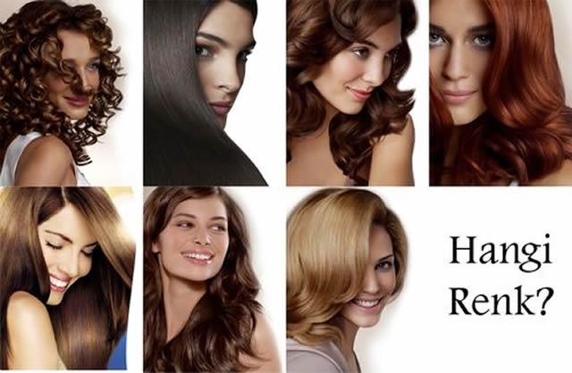 Doğru Saç Rengi Nasıl Seçilir? Pegarose.com