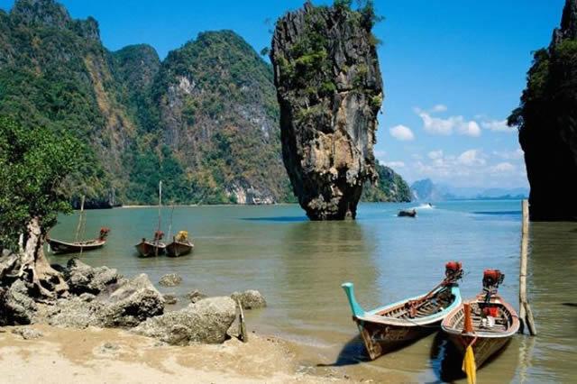Vizesiz Ülkeler - Vizesiz Tayland Turu