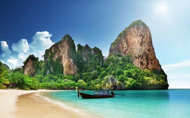 Vizesiz Ülkeler - Vizesiz Tayland