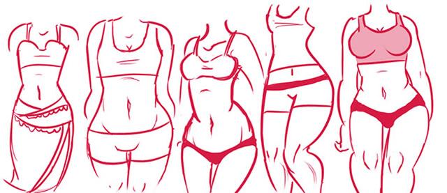 Vücut Şekline Göre Kolay ve Etkili Zayıflama Yöntemleri