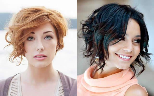 Katlı Kesim Saç Modelleri