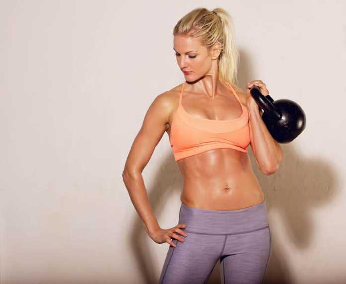 Vücut Şekillendiren Kettlebell Egzersizleri