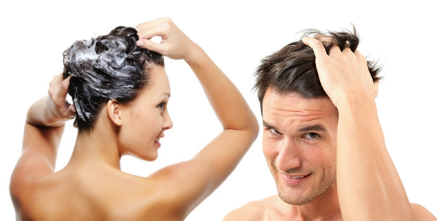 Erkek ve Kadın Saç Bakımı