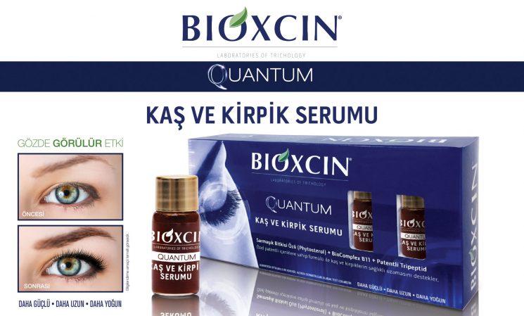 Bioxcin Quantum Kaş ve Kirpik Serumu