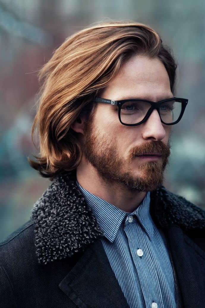 Erkek Uzun Saç Kesim Modelleri