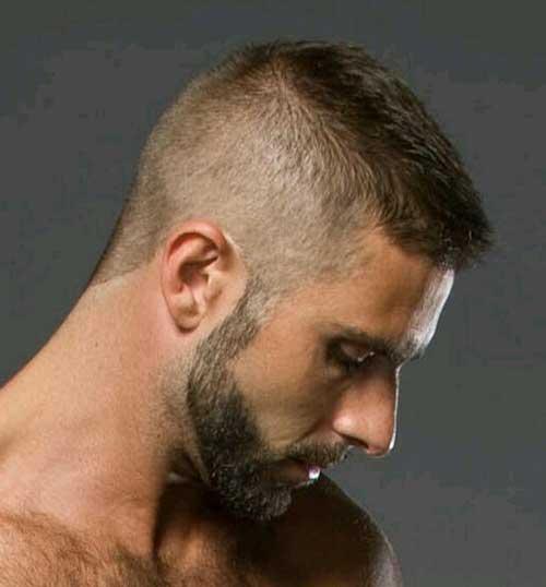 Kısa Erkek Saç Kesim Stilleri