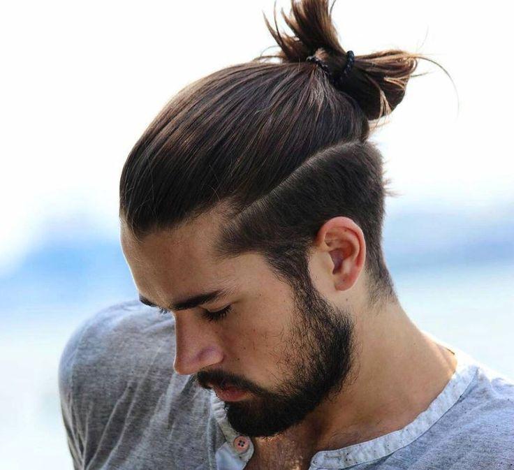 Kuyruk Erkek Saçı Modelleri