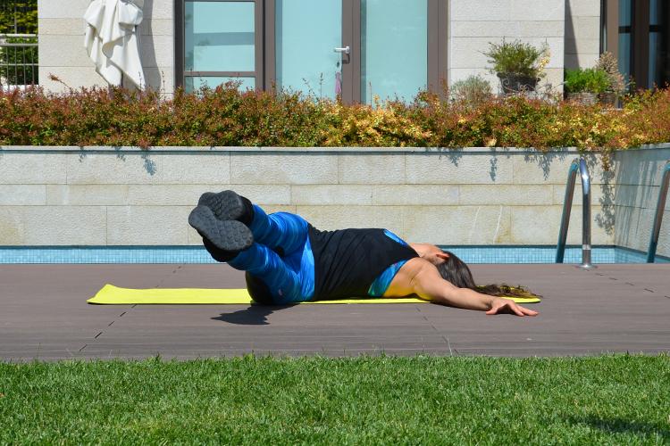 Yan Karın Egzersizi - Göbek Eritme Egzersizleri