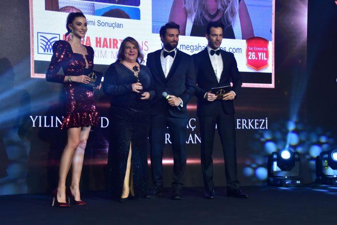 Mega HairTrans markası 'Avrupa'nın En Başarılı Saç Ekim Merkezi' seçildi