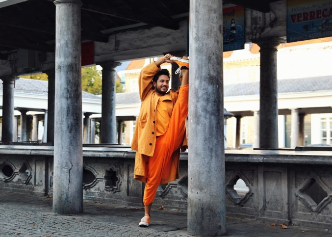 Yoganın Efendisi Çetin Çetintaş